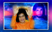 sri-sathysai-baba-blessing-with-both-hands-JESUS