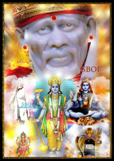 hindu gods- devi-devta-Sri-Shirdi-Baba-come-close