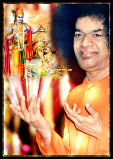 sathya-sai-baba-dream-advice-guide-guard-krishna-arjun-geeta