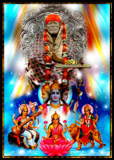 shirdi-sai-baba-teen-devi-three-godess