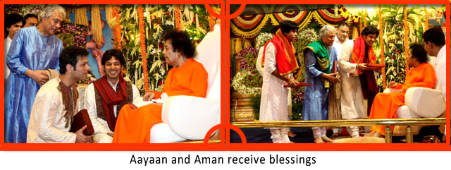 Mon, Nov 15, 2010   85th Birthday News & Photos - Festival of Divine Love
