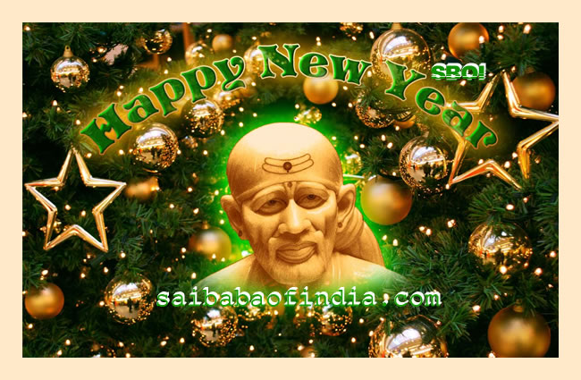 Sai baba photos news wallpapers darshan mandir travel shirdi sai baba greeting cards 2011 new year cards m4hsunfo