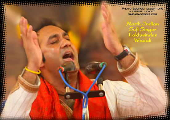 North Indian Sufi Singer Lakhwinder Wadali