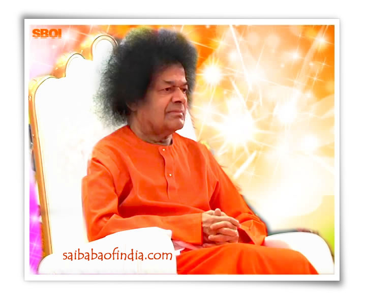 SRI SATHYA SAI BABA DARSHAN PHOTO 2010