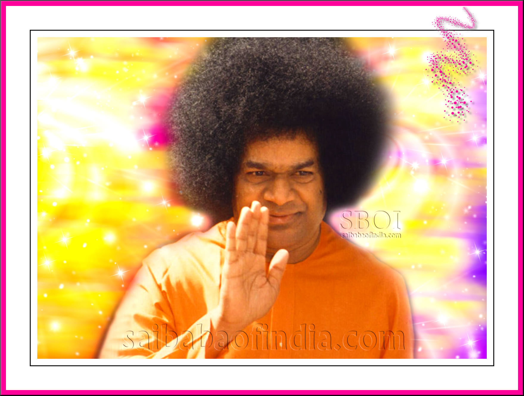 Sri Sathya Sai Baba's Health News-Sai Baba Darshan News & Photos