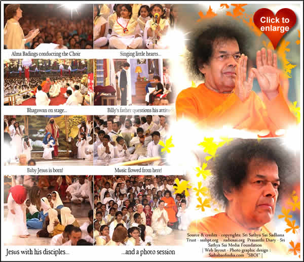SRI SATHYA SAI BABA DARSHAN 27 DEC 2010