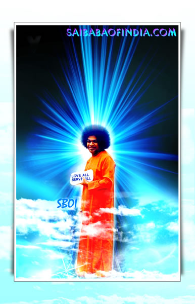 Love All Serve All - Sri Sathya Sai Baba