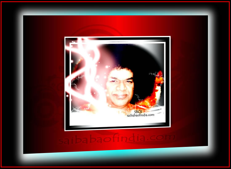 SRI SATHYA SAI BABA PHOTO WALLPAPER RARE PHOTO