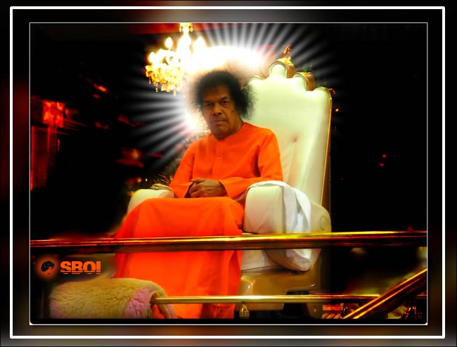 Latest large size photos of Sathya Sai Baba -