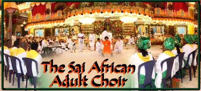 sri-sathya-sai-baba-27-nov-2010-The Sai African Adult Choir