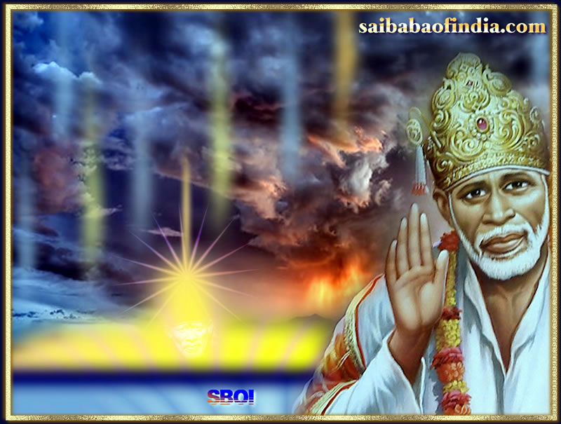 Shirdi Sai Baba Wallpapers - Sai Baba Rare pictures - Shirdi