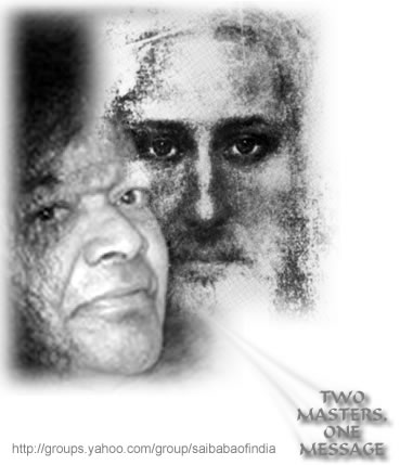Two Masters One Message - Sai Baba & Jesus