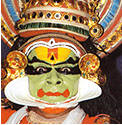 Mask of Kerala