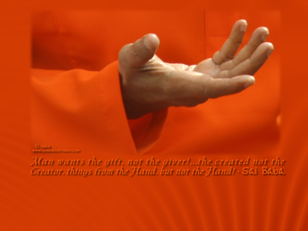Sri Sathya Sai Baba (1926-2011) - Hands of a Guru Hand_of_god_1024