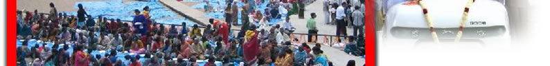 tamil_new_year_with_sai_baba_Kodai Kanal 2006