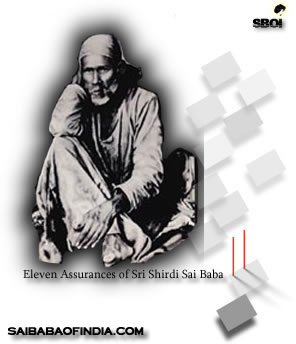 Eleven Assurances of Sri Sai Baba