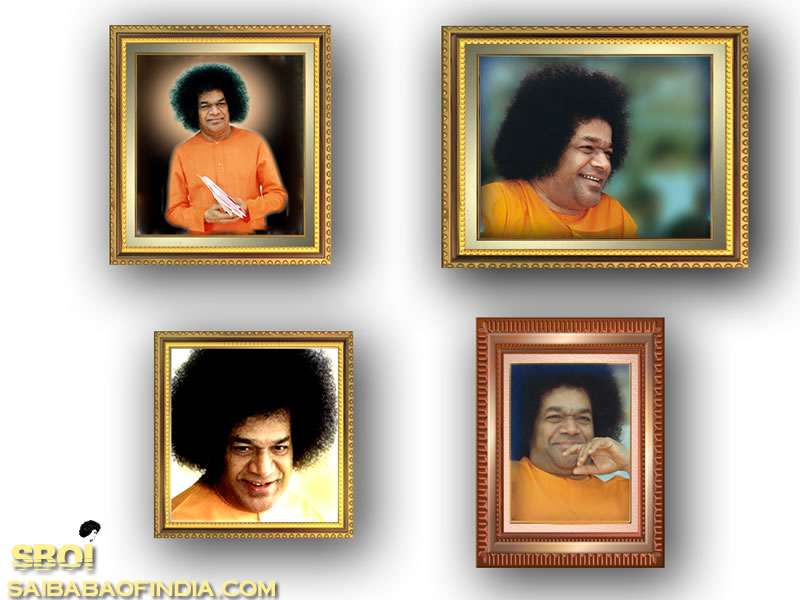 saibaba wallpaper. Sai Baba Of India -Wallpapers
