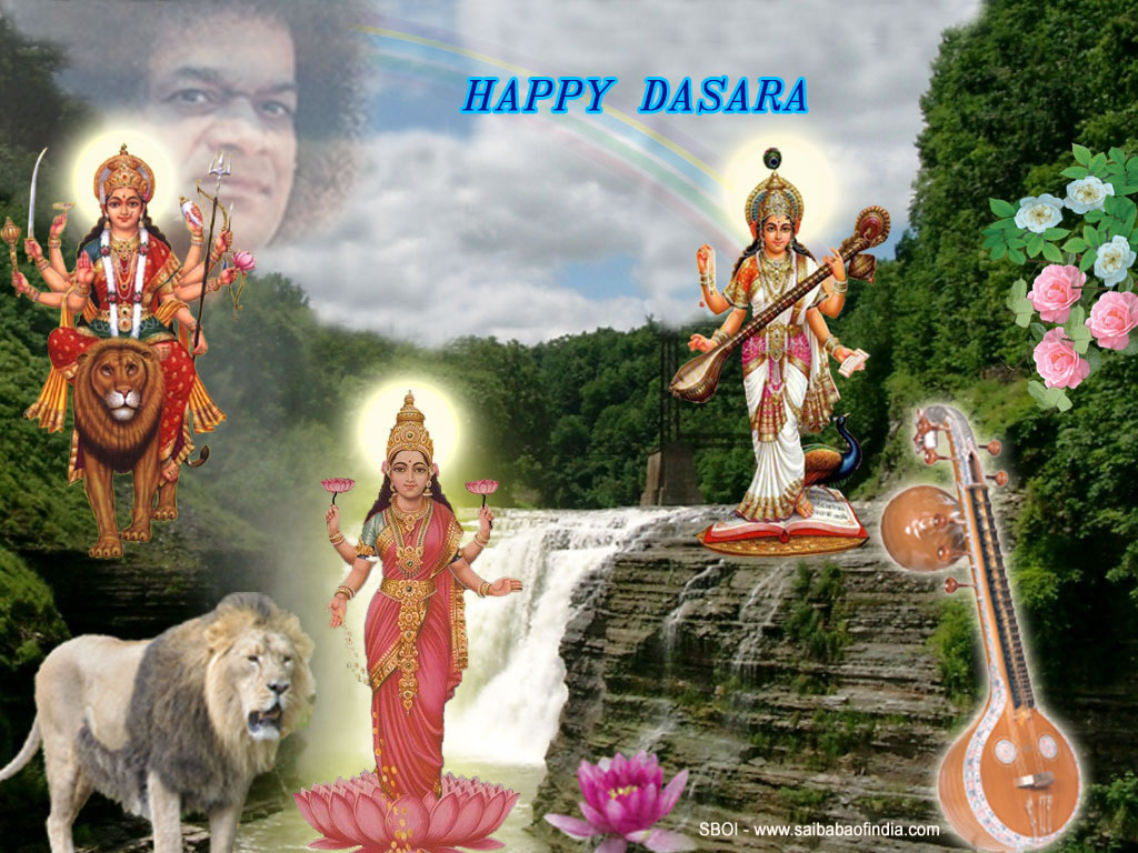 Festival of Dasara