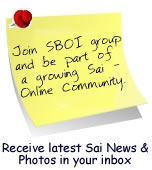 Sai Baba Of India Group - Sai Baba News - SaiForum - Sai Baba Photos in your inbox