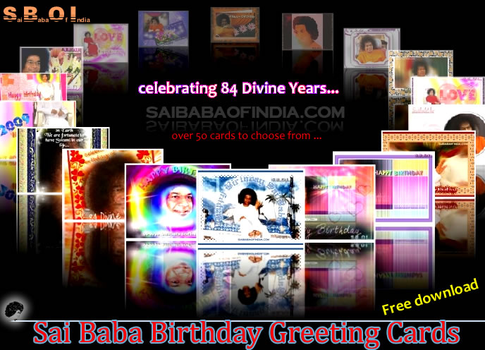 sri_sathya_sai_baba_birthday_photo_slides- happy_birthday_greetings