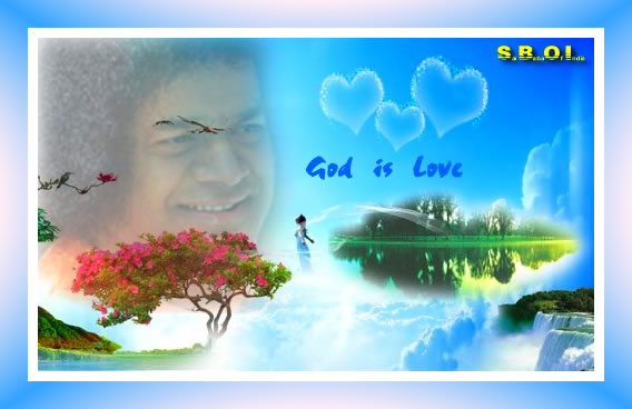 god-is-love-sathya-sai-baba