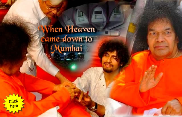 When Heaven came down to Mumbai - 8th Nov 2009