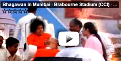 Video: Bhagawan in Mumbai - Brabourne Stadium (CCI) - 01.11.09 - Evening Programme
