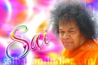 SRI SATHYA SAI BABA NEW PHOTO