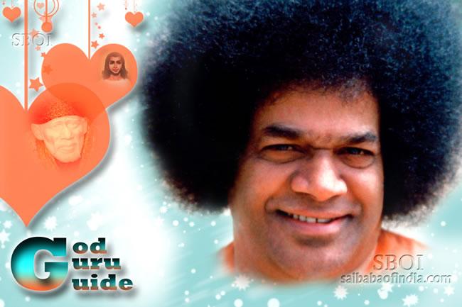 Guru Purnima in Prasanthi Nilayam