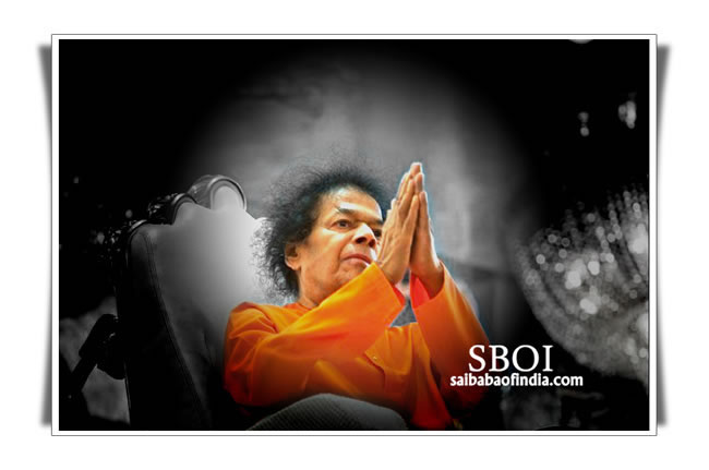 Sri Sathya Sai Baba – Namaskar Photos