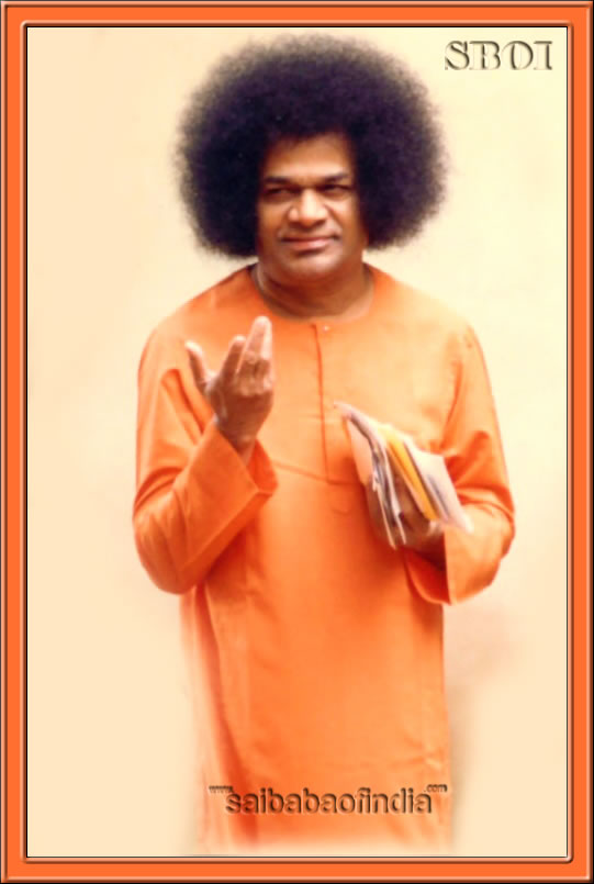 """I Am Not Going Anywhere…"" -  Sai Baba"