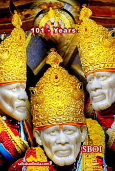 sai-darshan-Sri Punyatthi - 101 Years - Shirdi