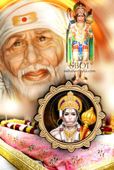video-sai-baba-hanuman-shirdisai