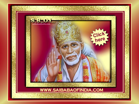 sai baba wallpapers. quot;Sai Baba Gold edition