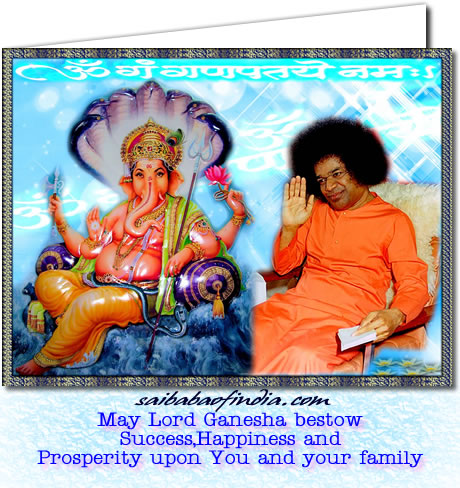 ganesha--sai-baba-greeting-card