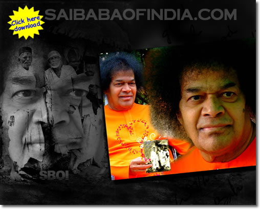 shirdi-to-puttaparthi-sai-baba wallpaper