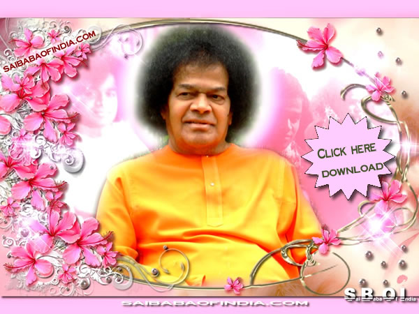 sri-sathya-sai-baba-guru-poornima wallpapers