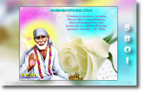 Sai Baba High resolution Photo