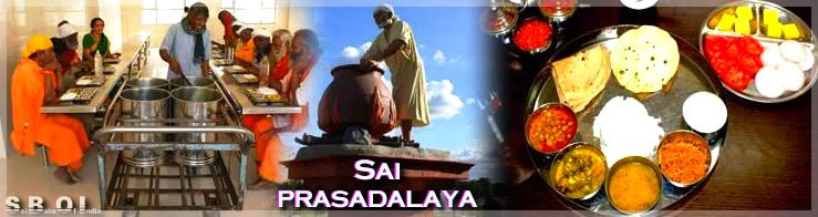 Sai Prasadalaya - Shirdi - Photos - click here