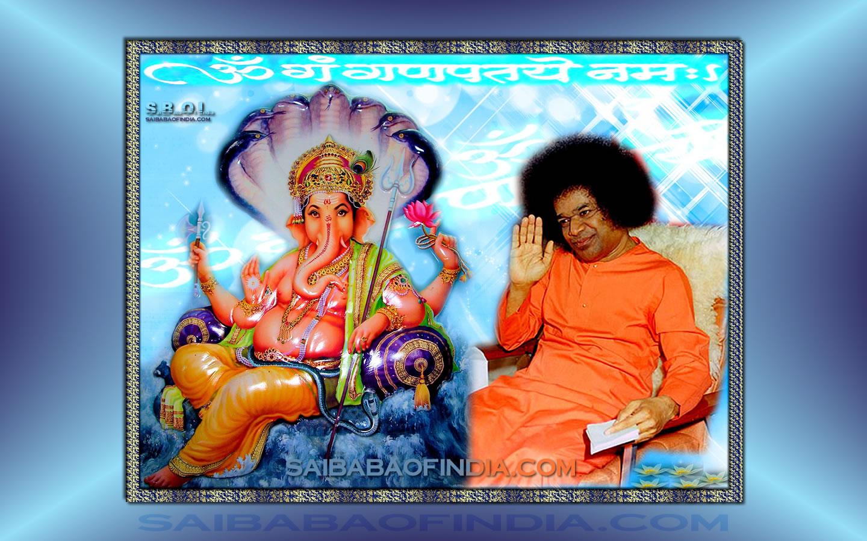 Lord Sai Baba Wallpapers Images Photos 2019 (1080p Full HD)