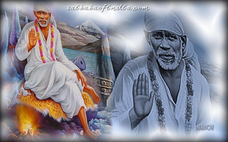 Shirdi Sai Baba Wallpapers Sai Baba Rare Pictures Shirdi Travel