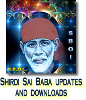 Shirdi Sai Baba updates